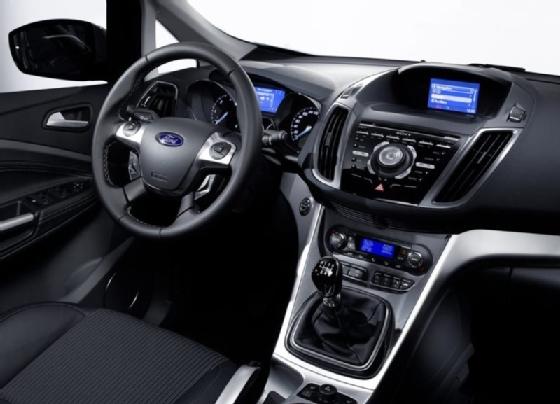 Ford cmax mitat