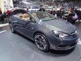 Geneven autonäyttely 2013: Opel