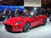 Pariisin autonäyttely 2012: Jaguar ja Land Rover