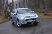 IL koeajo ja arvio: Mitsubishi Outlander PHEV