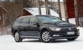 IL koeajo ja arvio: Volkswagen Passat 4Motion BiTurbo
