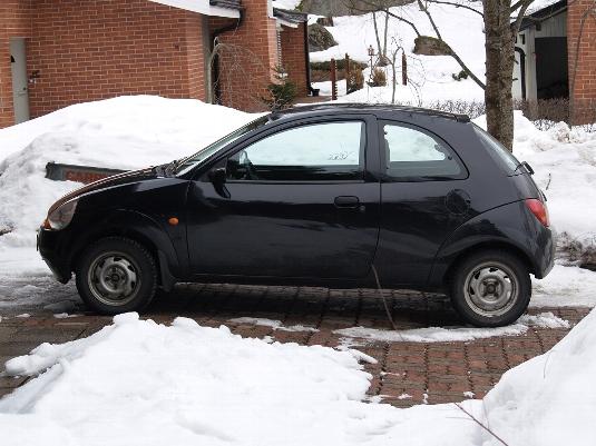Ford Ka, Vaihtoauto