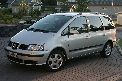 SEAT Alhambra, Vaihtoauto