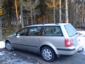 Volkswagen Passat, Vaihtoauto