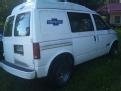 Chevrolet Astro, Vaihtoauto